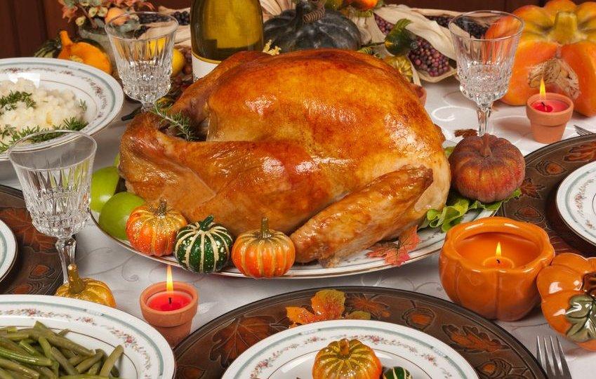 15963609 - thanksgiving celebration and dinner