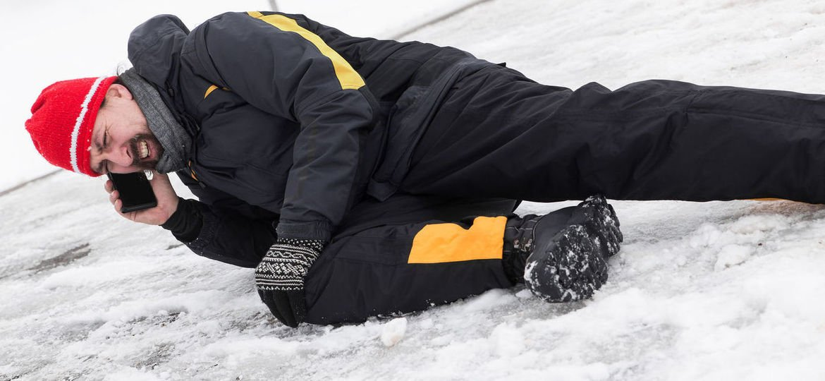 New Jersey Slip and Fall Accidents Top Law Lawyers