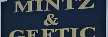 Mintz & Geftic Law Firm is Founded